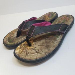 e36dd368541 OP Shoes - OP Ocean Pacific Women s Flip Flop Thong Slippers